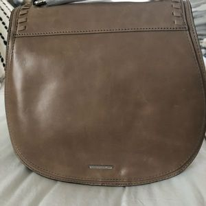 Brand new never used Rebecca Minkoff saddle bag